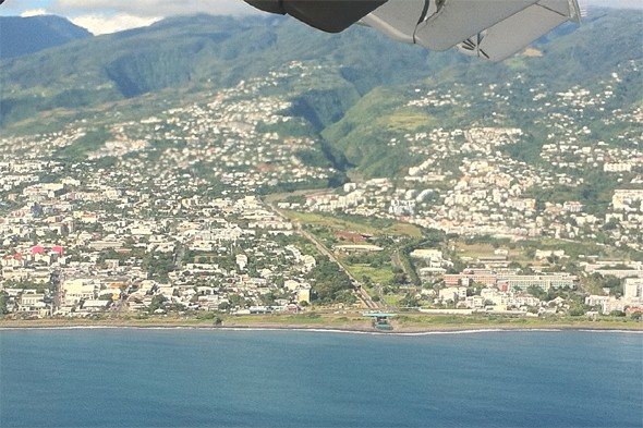 Reunion Island, Indian Ocean