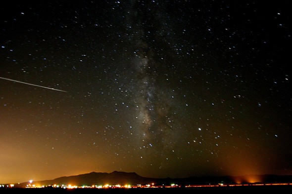 See the Perseids meteor shower