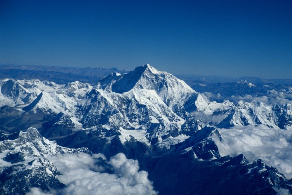 Mount Everest, Nepal/Tibet