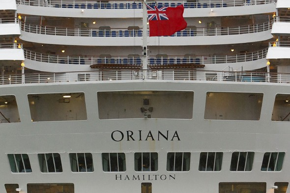 Passengers on P&O 'plague ship' describe cruise holiday as 'living nightmare'