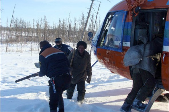 Two men suspected of eating friend after getting lost in Siberia