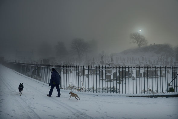'Big Freeze' set to last until 2013