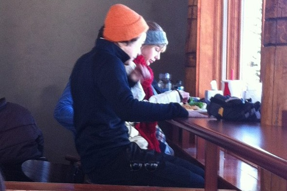 Taylor Swift and Harry Styles cosy up on romantic ski break in Utah