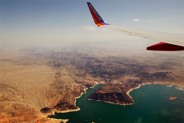 Lake Mead and Hoover Dam, Nevada