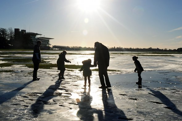 Freezing temperatures could last until February