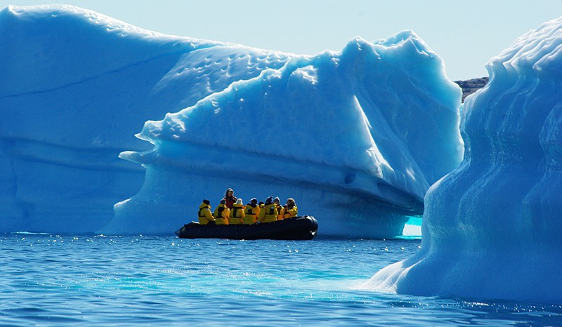 Sail to East Greenland with Exodus