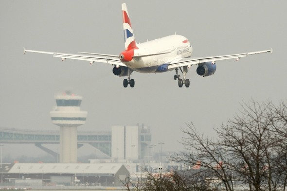 Two drunk women force emergency landing after 'running riot' on BA flight