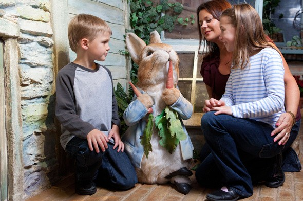 Bring Beatrix Potter's tales to life in the Lake District