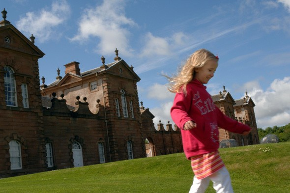 Enjoy the great outdoors at Chatelherault Country Park
