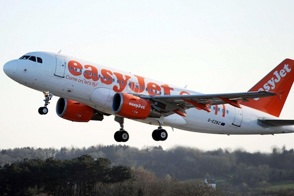 Four passengers ordered to get off overweight Easyjet plane