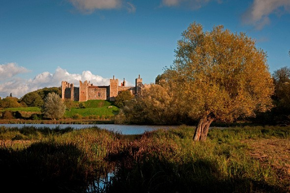 Follow a secret trail at Framlingham Castle