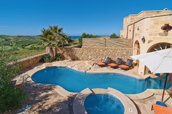 Visit somewhere new on a family holiday in Gozo