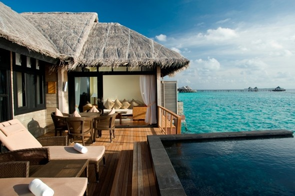 Have a magical moment in the Maldives