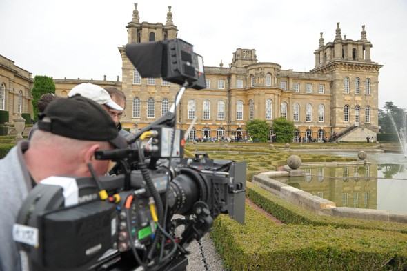 Check out Blenheim Palace's film and TV history