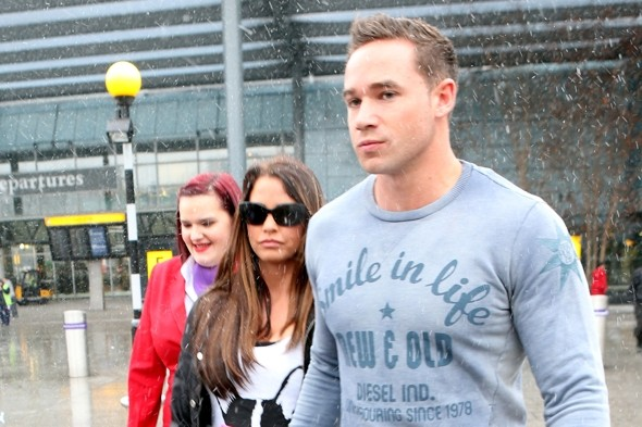 Katie Price offered refund for honeymoon - if she never books with company again