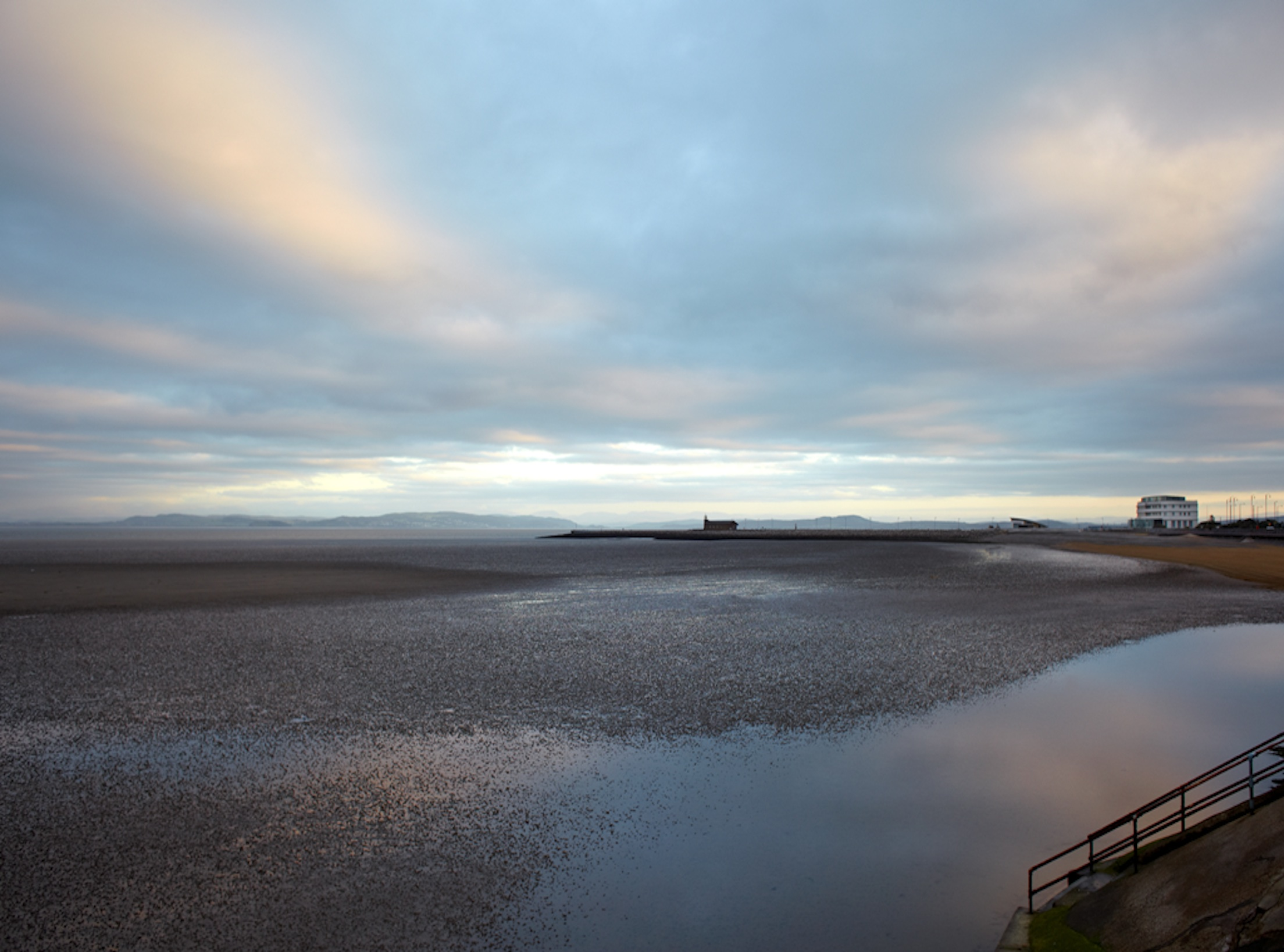 Morecambe Bay, UK