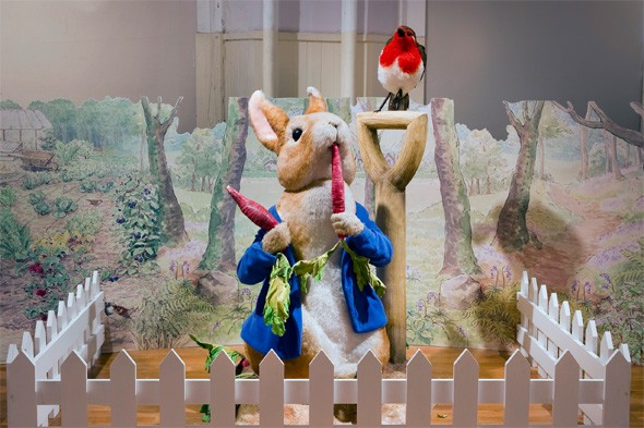 Celebrate Peter Rabbit's 110th birthday in Glasgow