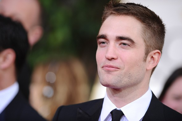 Robert Pattinson cautioned for riding bike without helmet in Australia