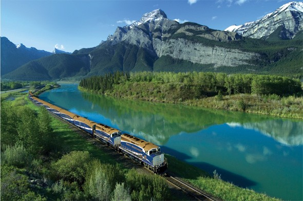The Rocky Mountaineer adds a new destination to its classic rail journey