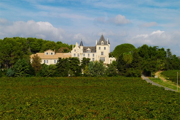 You can stay in a stunning French chateau in an unspoilt corner of France