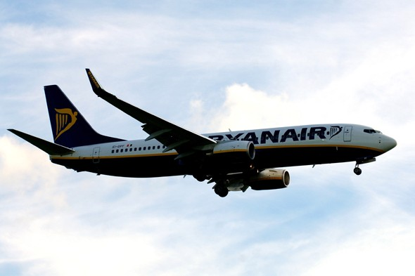 Passengers hospitalised after Ryanair flight makes emergency landing in Italy