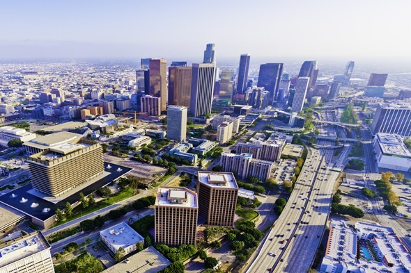 Destination of the week Los-Angeles