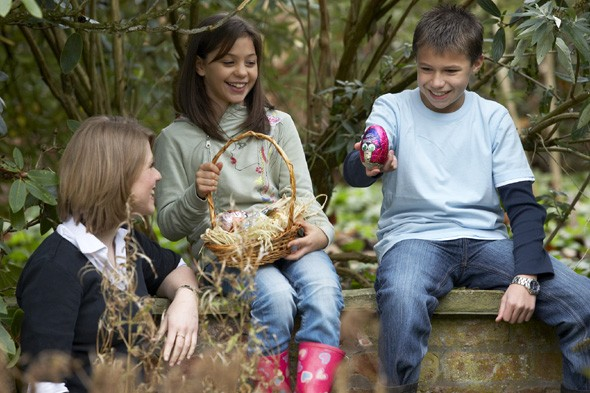 Go Easter egg hunting in the UK