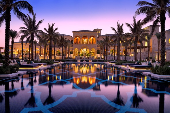 Ten of the best hotels in dubai aol uk travel for Luxury travel in dubai