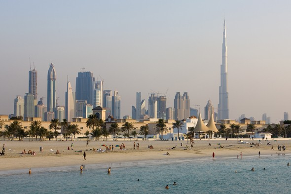 British bride falls to her death from Dubai hotel window