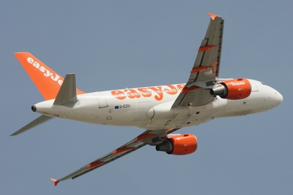Passenger banned from Easyjet fight after 'bomb' joke