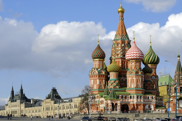 Moscow for the masses as cheap flights bring the Russian city closer for all