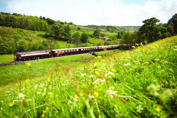 The Orient-Express goes to Pembrokeshire