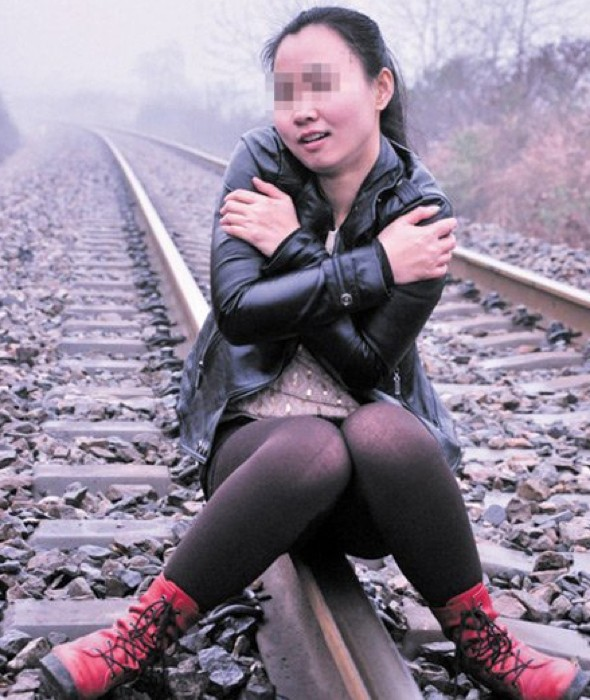 Student cheats death after being hit by 90mph train while taking pictures