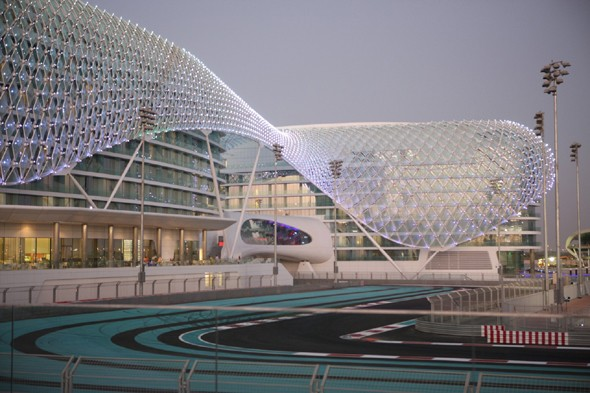 Hotel review: Yas Viceroy Abu Dhabi, UAE