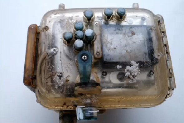 Camera lost in Maui five years ago is washed up in Taiwan