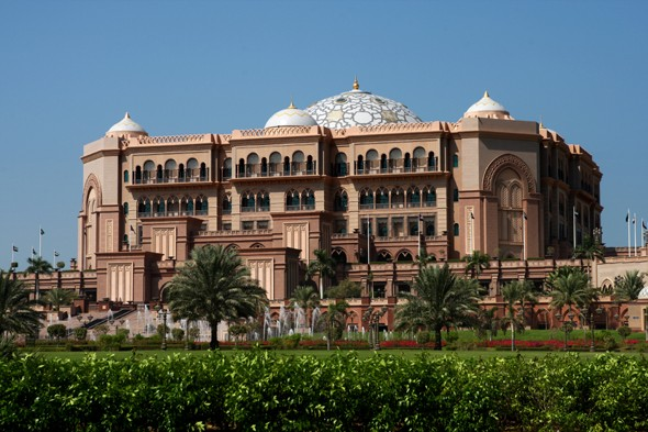 how to visit emirates palace