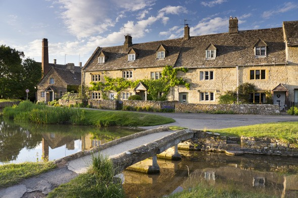 The Most Beautiful Villages In England And Britain Aol
