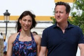 David Cameron flies to Ibiza for Bank Holiday mini-break