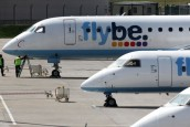 Flybe plane from Edinburgh to Brussels makes emergency landing in Birmingham