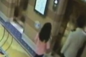 Video: Shocking moment Disney Cruise Line worker 'molests girl, 11, in ship elevator'