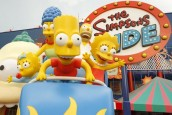D'oh! Simpsons theme park to open this summer