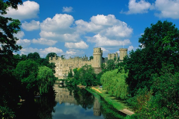 Win! A family break at Warwick Castle