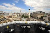 Britain's best rooftop bars for summer