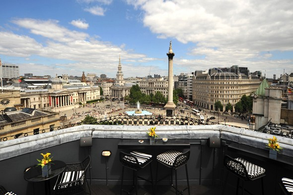 Top Hotel Bars London