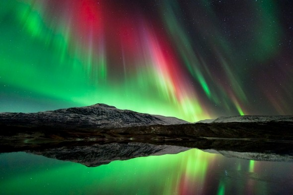 places northern lights