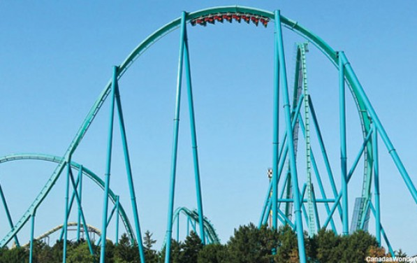 Top 10 Roller Coasters in the World