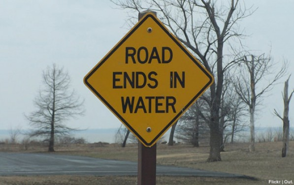 8 Funny Road Signs