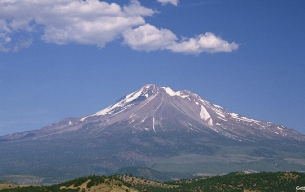 The Many Myths of Mount Shasta