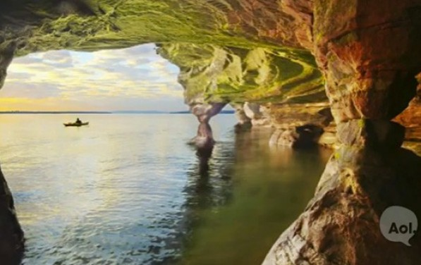 Discover a World of Outdoor Adventure in the Apostle Islands