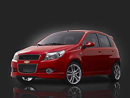 The Chevrolet Aveo, successor